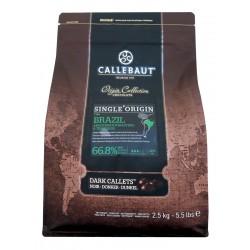 Čokoláda Callebaut - Brazil, balení 2,5 kg