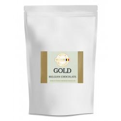 Zlatá čokoláda Callebaut Gold - balení 1 kg