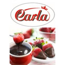 Mléčná čokoláda Carla na...