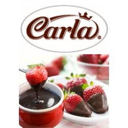 Hořká čokoláda Carla na...