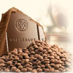 Mléčná čokoláda Callebaut...