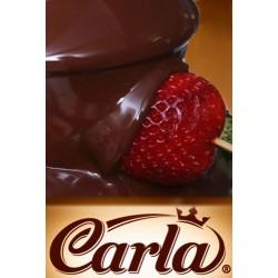 Hořká čokoláda Carla do...