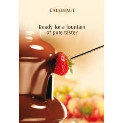Mléčná belgická čokoláda...